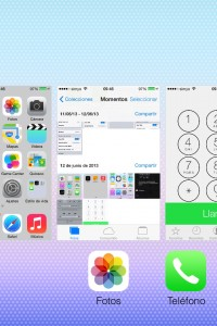iOS7 Novedades