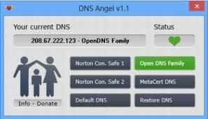 DNS Ángel