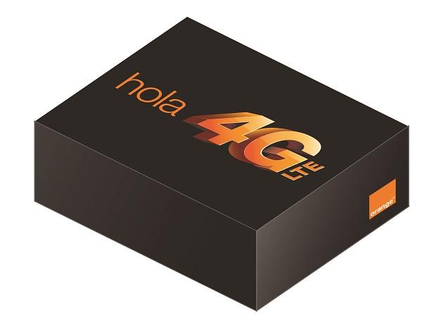 Orange se suma a la conexión 4G
