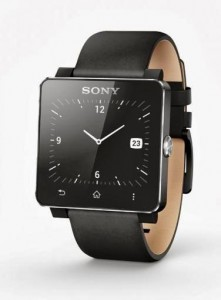 Reloj inteligente Sony SmartWatch 2