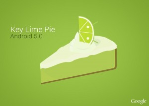 Andorid 5.0 Key Lime Pie