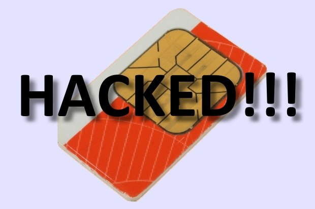 Tarjetas SIM heackedas