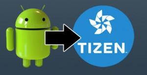 Samsung Galaxy S5 con sistema Tizen o Android