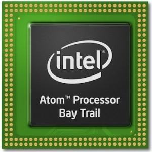 Intel lanza los procesadores Bay Trail