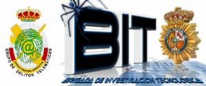 Seguridad informática: Grupo de delitos telemáticos