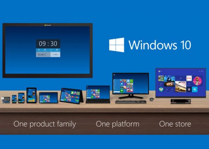 Novedades de Windows 10