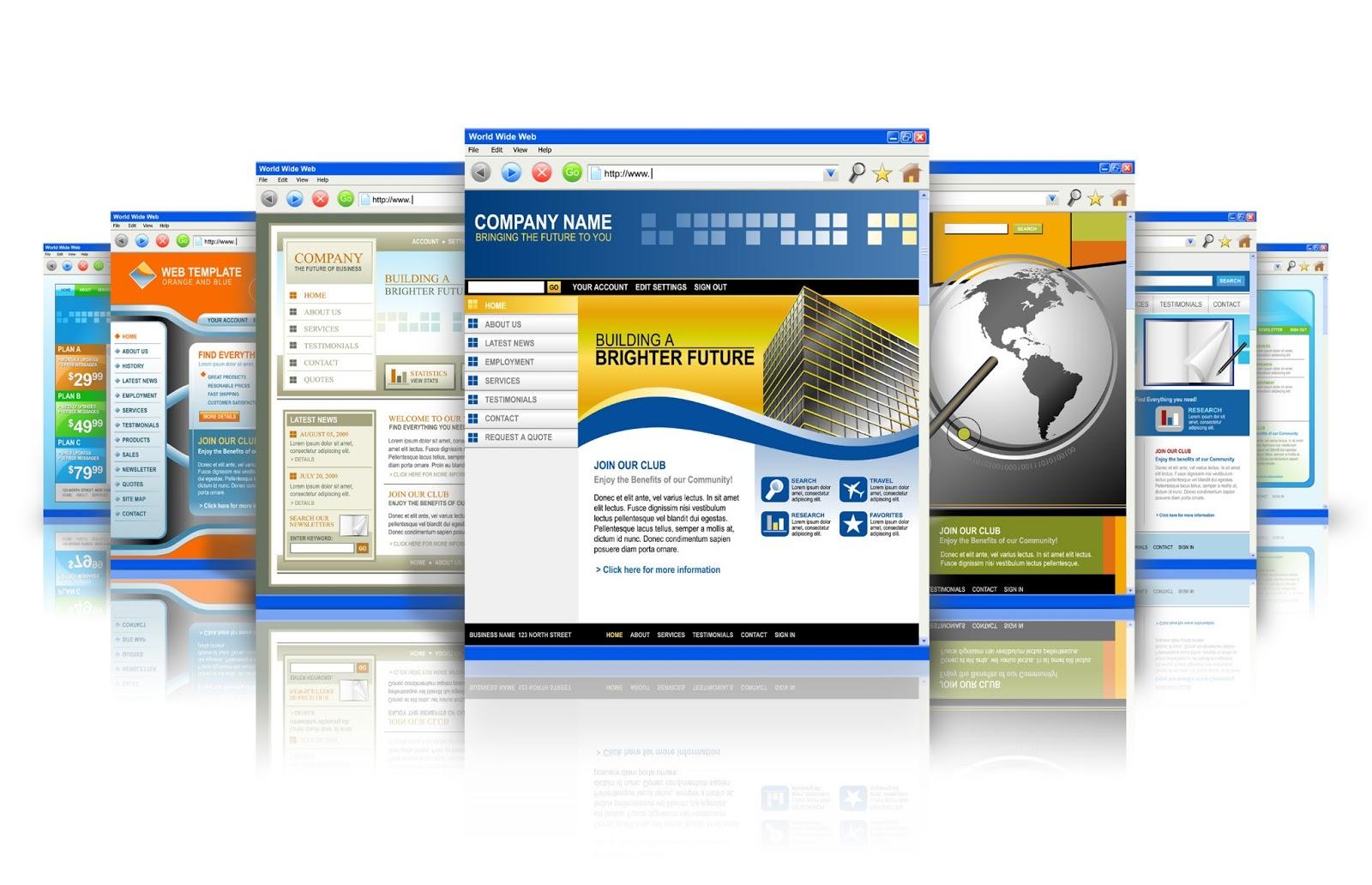 beneficios que ofrece una web a las empresas