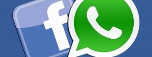 Datos de WhatsApp en Facebook
