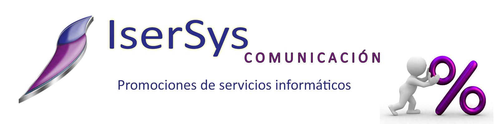 Promociones de servicios informáticos