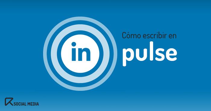 Escribir en Pulse en español